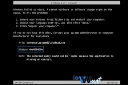 How to Fix Error 0xc000000e on Windows Boot Manager