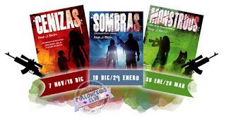 LC Cenizas / Sombras / Monstruos
