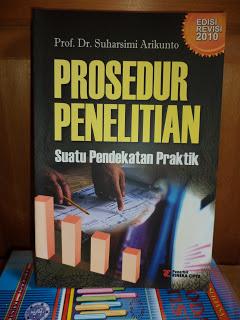 Judul Penelitian Deskriptif Subjek Penelitian Wikipedia Bahasa Indonesia Openbooks Prosedur Penelitian Suatu Pendekatan Praktik Prof Dr
