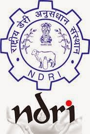 NDRI Recruitment 2016 RA, SRF, JRF, Computer Asst, Technical Officer – 14 Posts