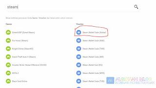 Pembelian2 - Membeli Steam Wallet dengan Paypal