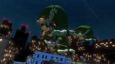 Teenage Mutant Ninja Turtles Mutants in Manhattan COMPLEX Game Pc 2016