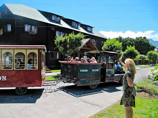 Our Hotel Pucon Train Pucon Chile