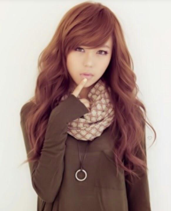 Korean Frisur (Haarschnitt Für Frauen)