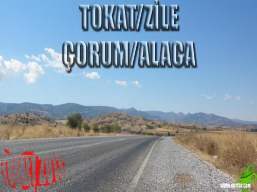 2013/09/07 Turkey2013 53. Gün (Tokat/Zile/Büyüközü Köyü - Çorum/Alaca)