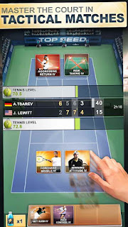 TOP SEED Tennis v2.20.13
