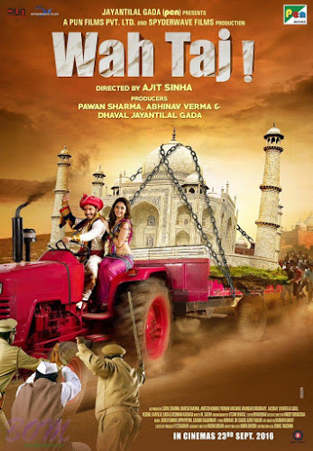 Wah Taj (2016) Movie Poster