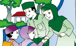 soal uas ganjil pai agama islam kelas 1 sd semester 1 ktsp terbaru 2015-2016