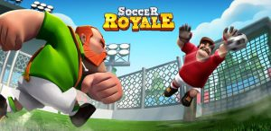 Free Download Soccer Royale MOD APK Unlimited Coins  2018