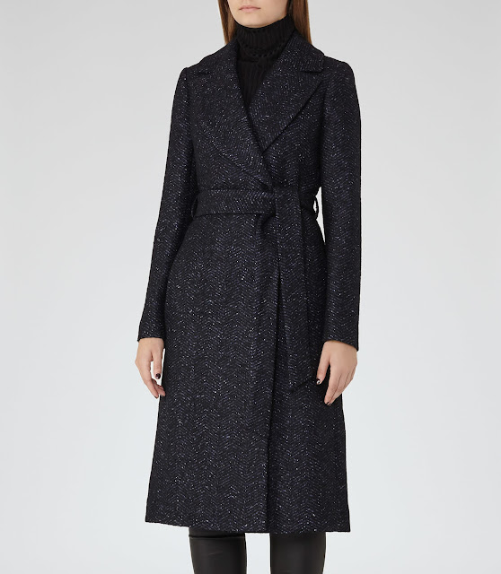 reiss farris coat, farris green coat, reiss green winter coat,