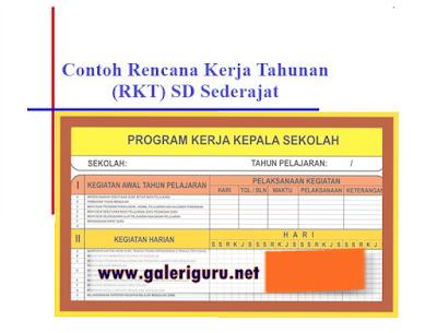 Download Aplikasi RKAS Lengkap dengan RKJM RKT 2018 - Galeri Guru