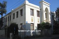 Straten van Tel Aviv