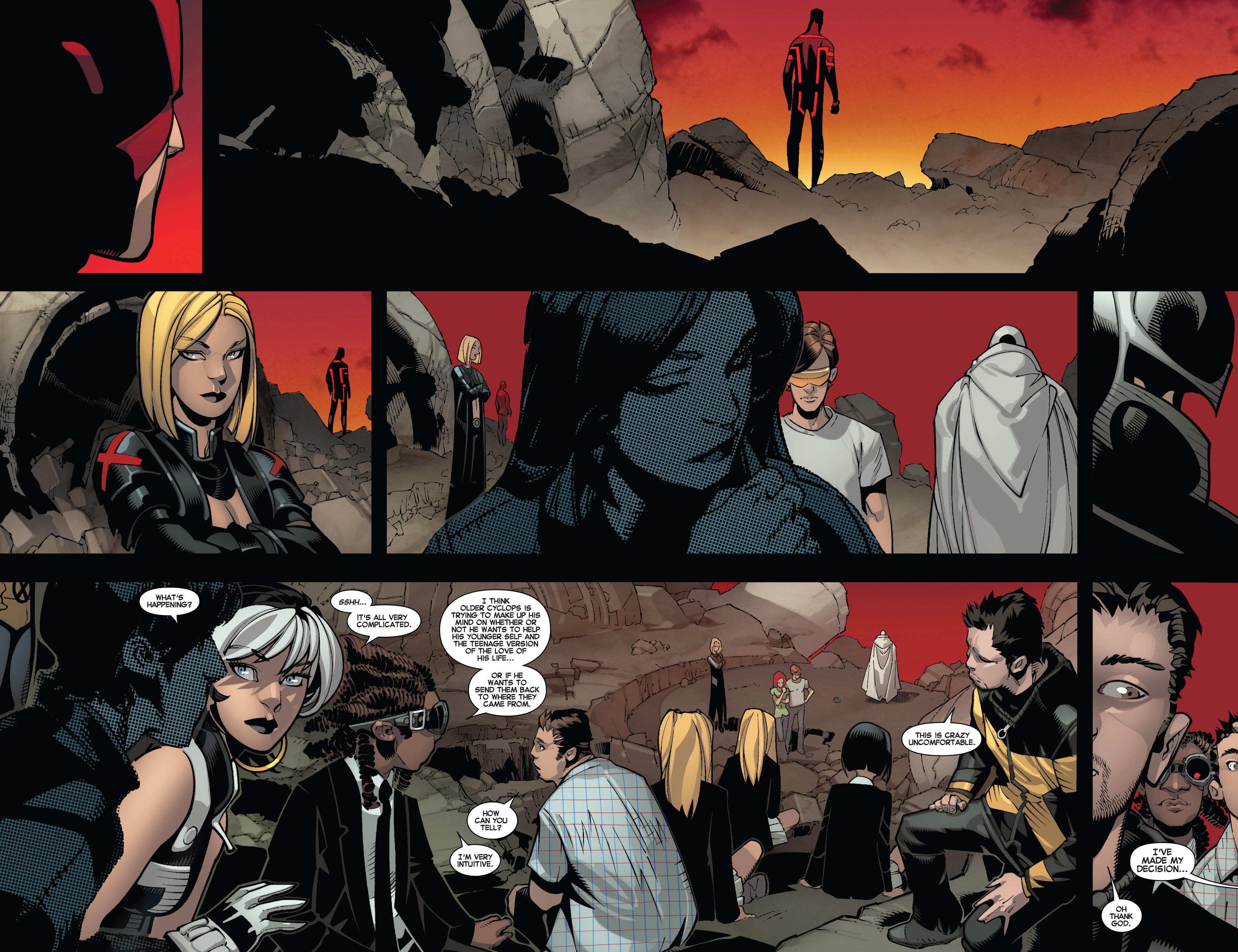 Read online Uncanny X-Men (2013) comic -  Issue #12 - 10