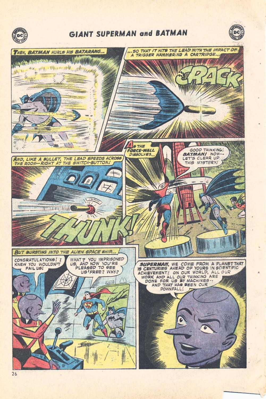 Read online World's Finest Comics comic -  Issue #161 - 27