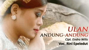 Lirik Lagu Ulan Andung Andung - Rini Epeledut