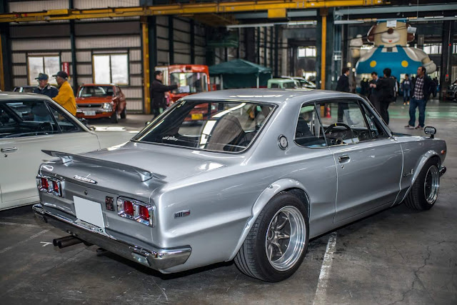 Nissan Skyline Hakosuka GT-R KPGC10