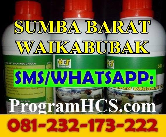 Jual SOC HCS Sumba Barat Waikabubak