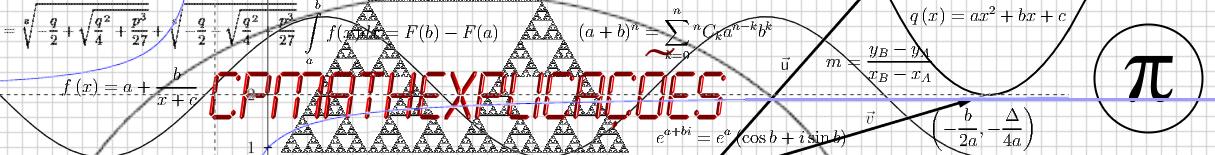 CPMath Explicações: Matemática & companhia