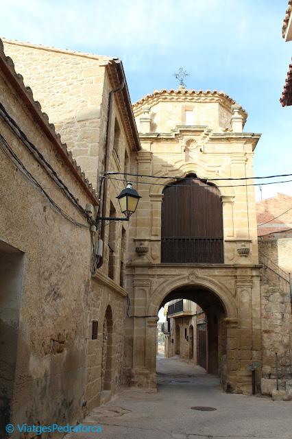 Ruta pel Matarranya i la Terra Alta, pobles amb encant, Terol, Aragó, Patrimoni cultural