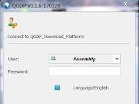 Cara Flashing Menggunakan Tool QGDP Untuk Filenya CPB