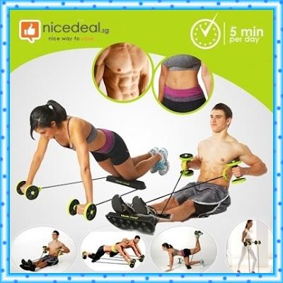 Jual Revoflex Xtreme Murah Alat Olahraga Fitness Pembentuk Otot