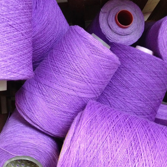 lilac threads for mallorca fabric