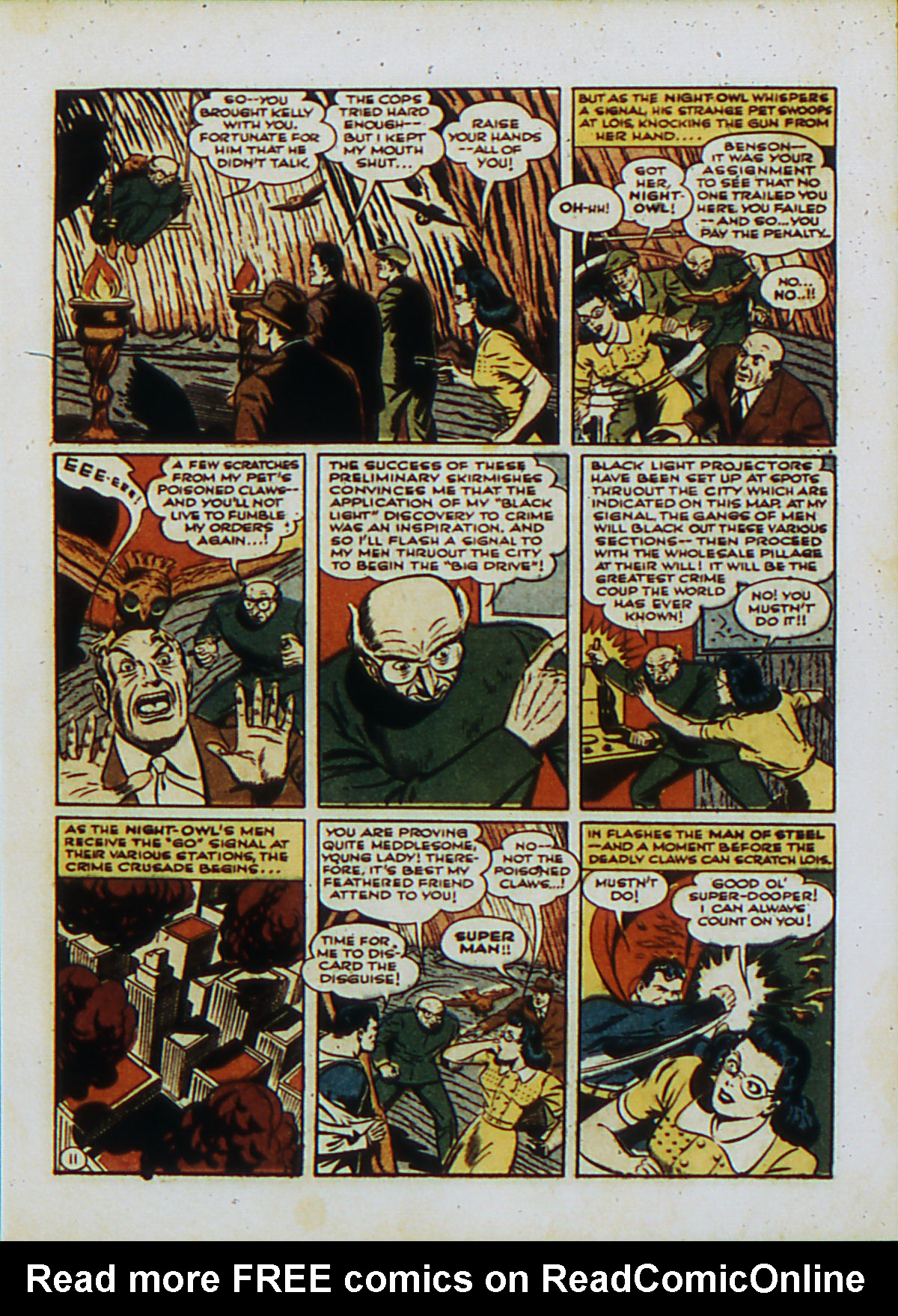 Read online Action Comics (1938) comic -  Issue #53 - 14