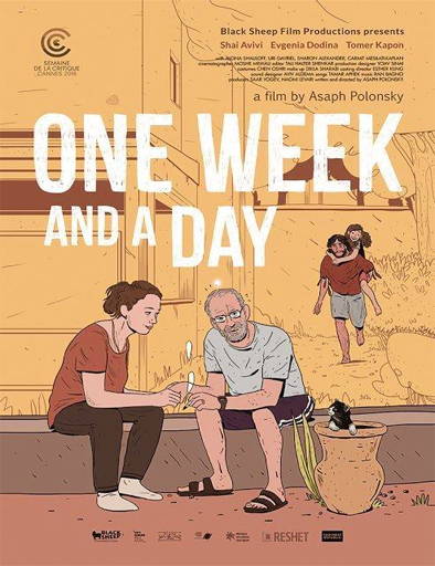 Ver One Week and a Day (2016) Online