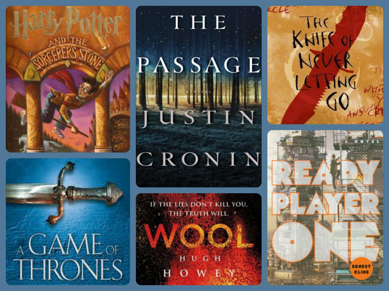 sci-fi fantasy book blog