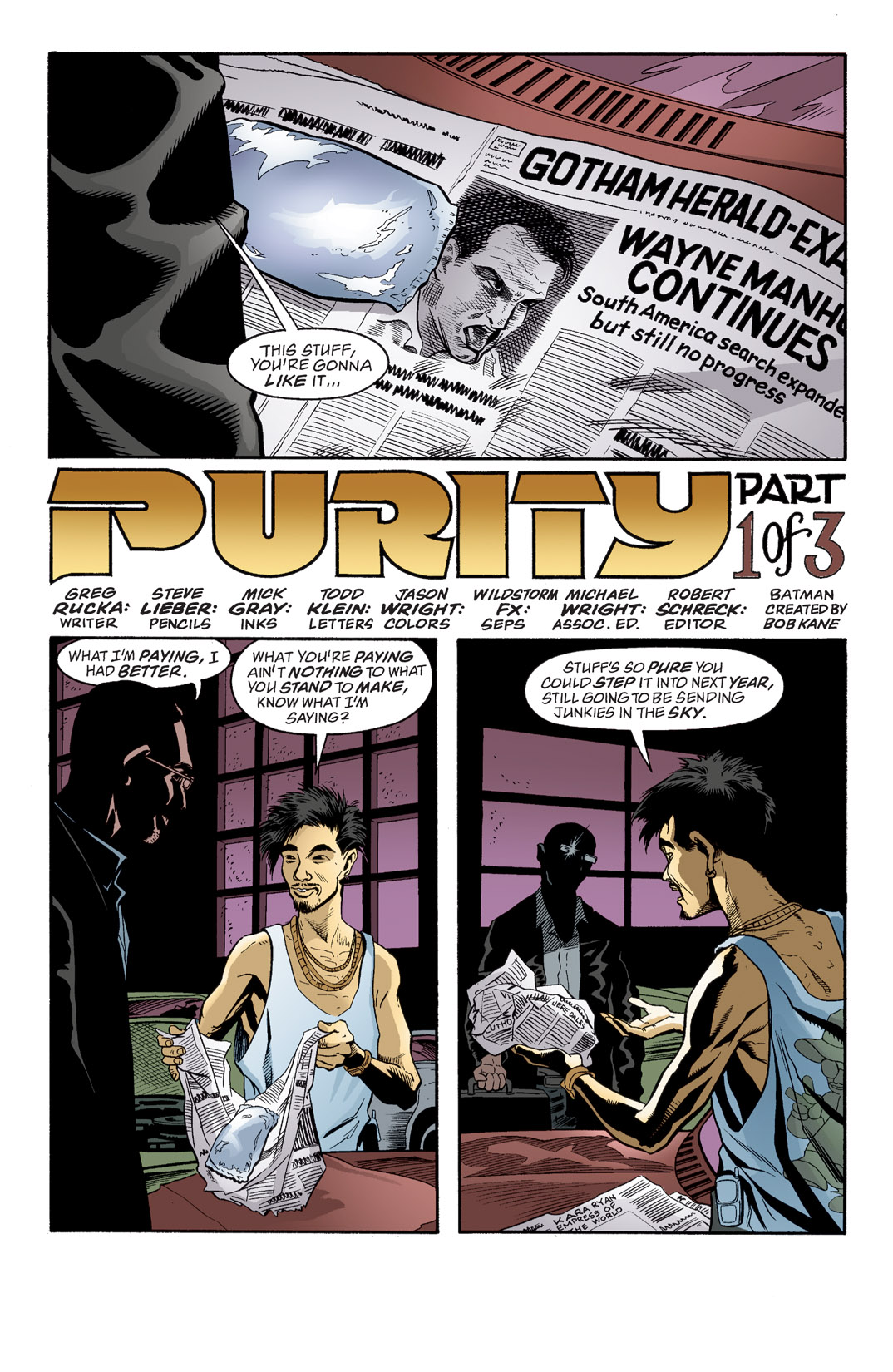 Detective Comics (1937) 768 Page 2
