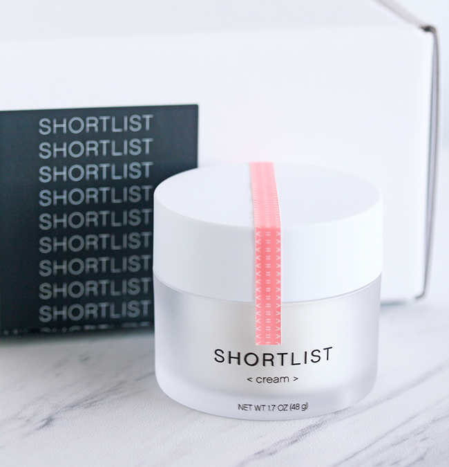 Shortlist Beauty, Shortlist Shortlist Serum, Shortlist Cream, Shortlist Review, Shortlist Beauty Review, Less Is More Beauty, Shortlist Skincare