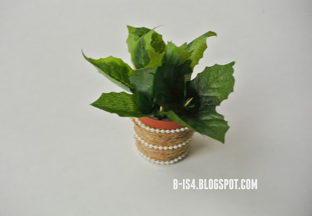 Garden Pot, Rustic Tree Decor