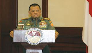 Panglima TNI : Semua kasus Narkoba yang terjadi di Indonesia adalah untuk lost generation Inilah yang Dikatakan Perang Candu ! - Commando