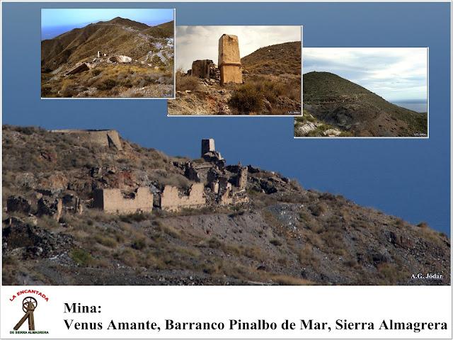 barranco Pinalbo de Mar, sierra Almagrera