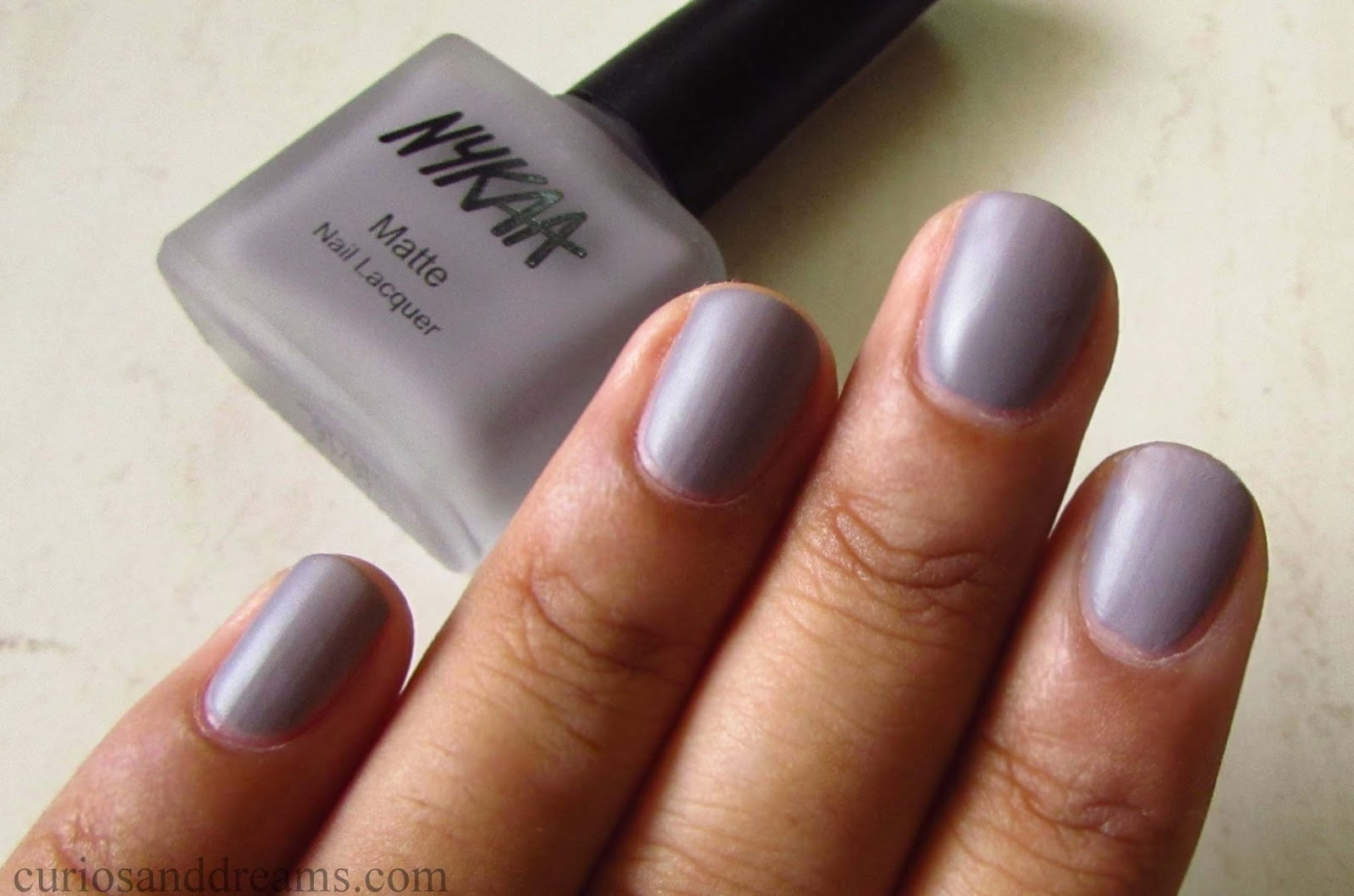 Nykaa Matte Nail Polish Review Swatches   Hession Hairdressing