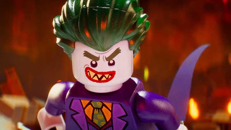 Joker en Batman: La LEGO Película