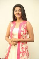 Aishwarya Lekshmi looks stunning in sleeveless deep neck gown with transparent Ethnic jacket ~  Exclusive Celebrities Galleries 155.JPG