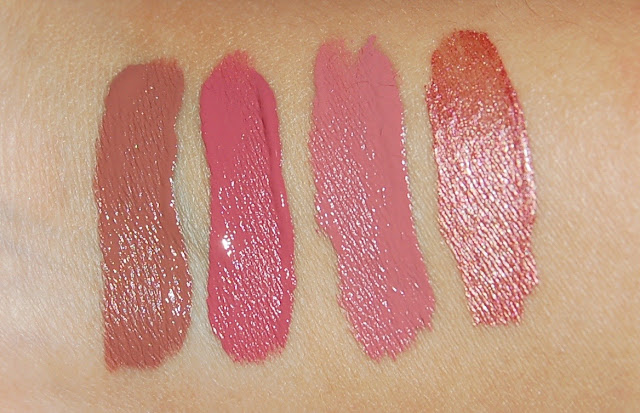 Jouer Liquid Lipsticks