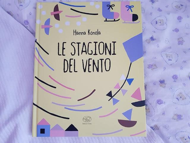 Le stagioni del vento di Hanna Konola - Edizioni Clichy