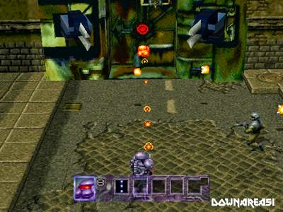 Contra Legacy of War Screenshot