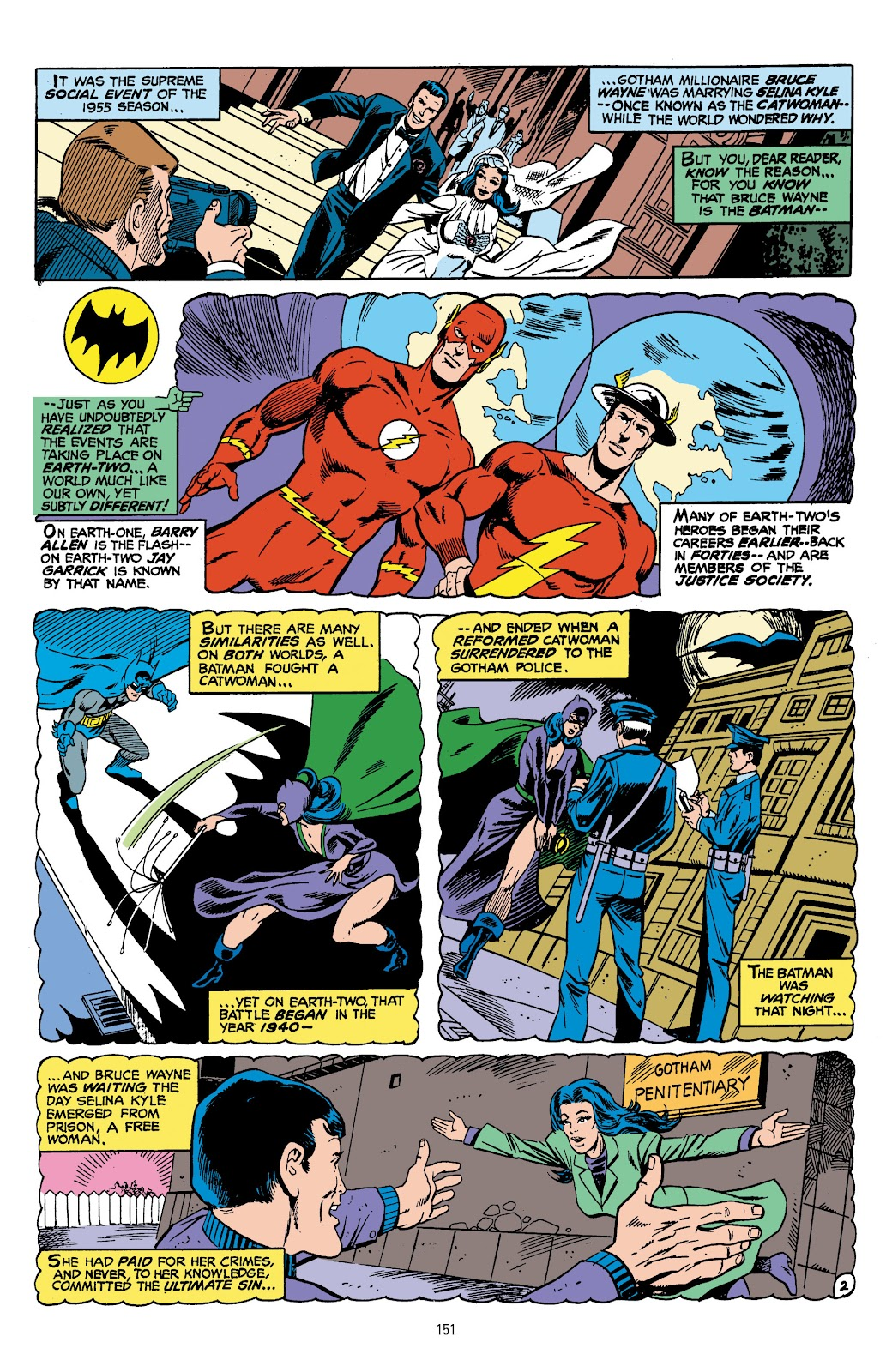 Read online Catwoman: A Celebration of 75 Years comic -  Issue # TPB (Part 2) - 52