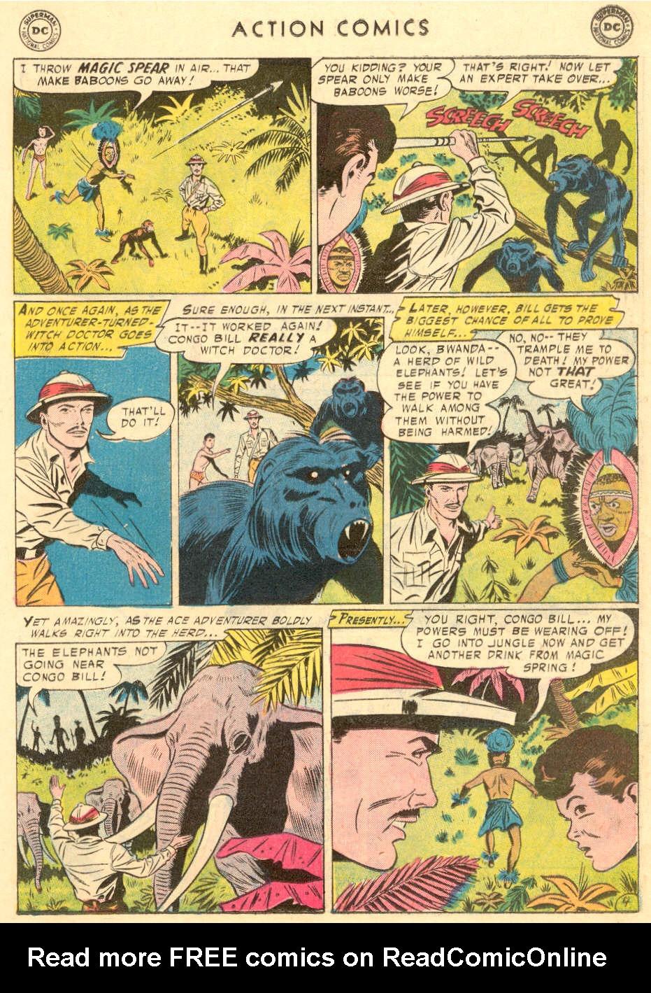 Action Comics (1938) 221 Page 18