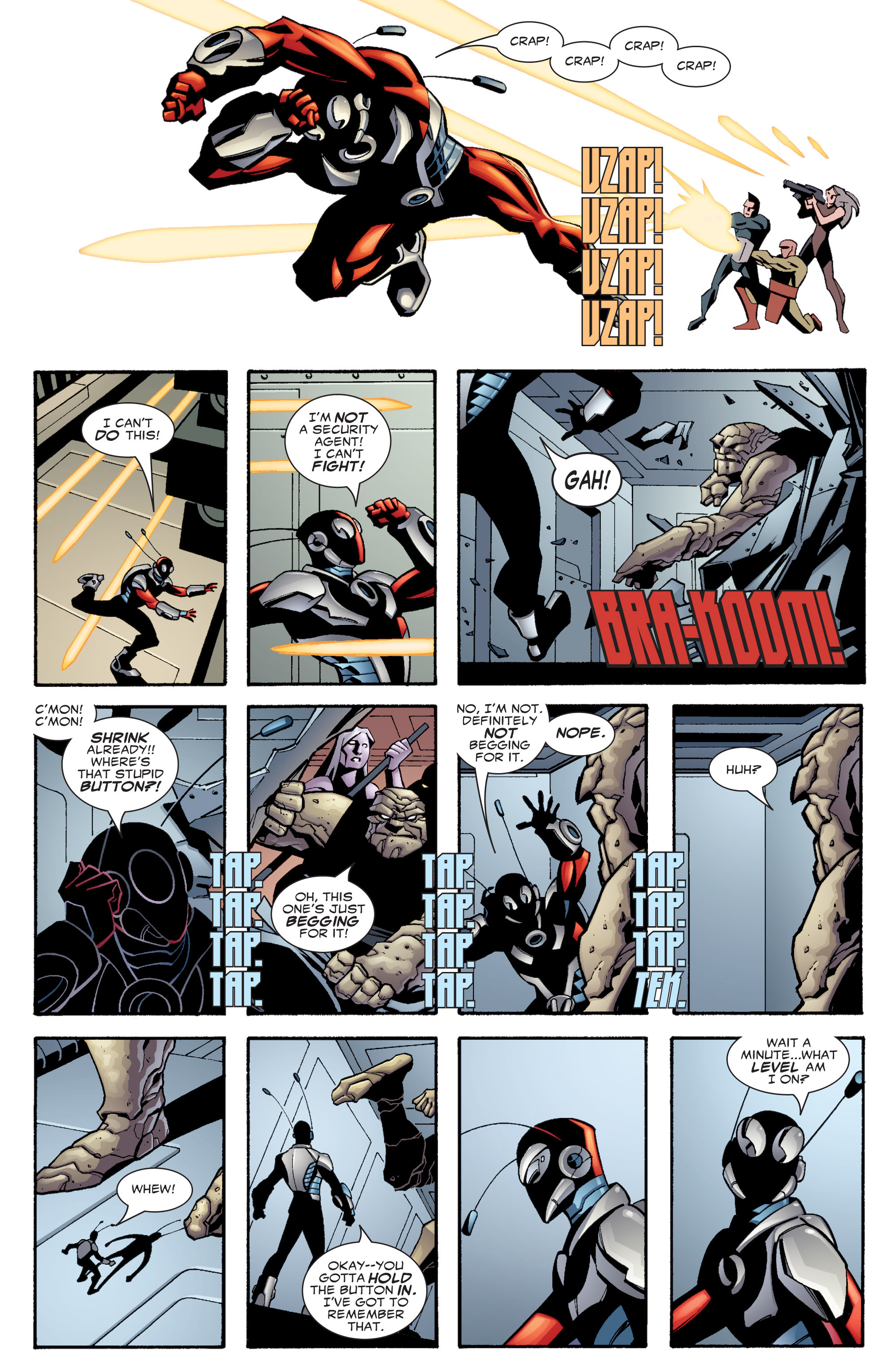 The Irredeemable Ant-Man Issue #2 #2 - English 12