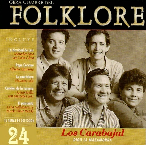 obras cumbres del folklore descargar volumen 24 tapa