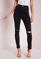 https://www.missguided.co.uk/clothing/denim/jeans/ripped-jeans/vice-high-waisted-ripped-knee-skinny-jeans-black