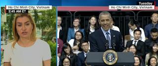 Donald Trump Criticizes President Obama's Japan Trip