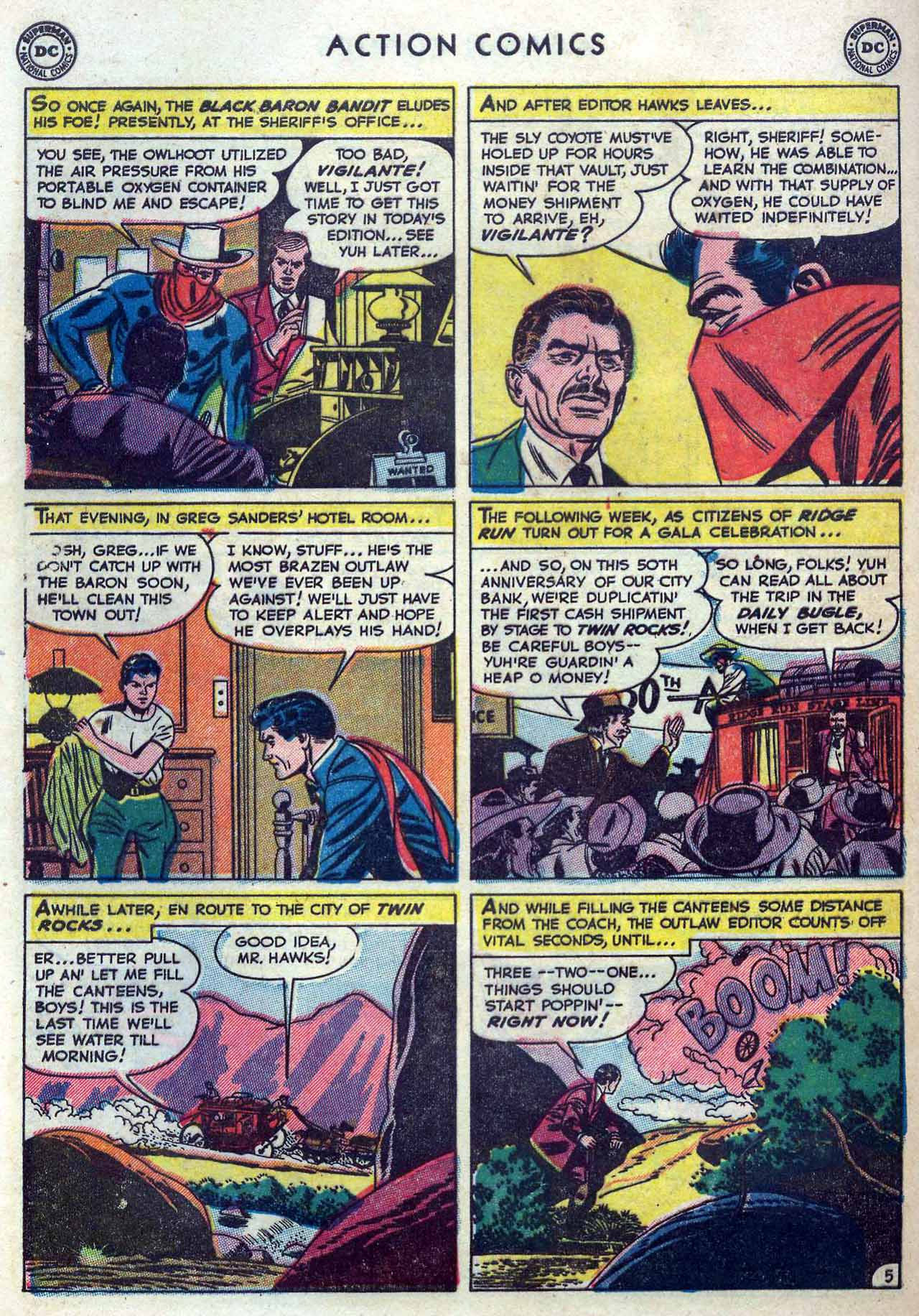 Read online Action Comics (1938) comic -  Issue #167 - 38