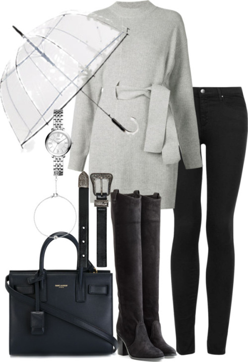 Styling: Over the knee boots