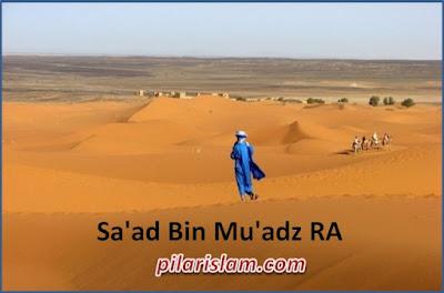 Sa'ad Bin Mu'adz RA