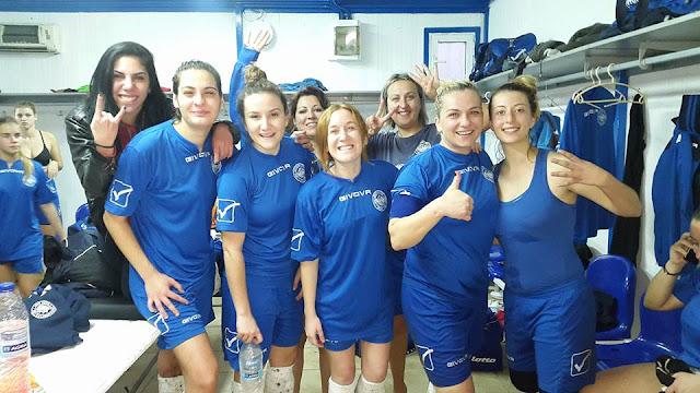 Με 4-2 η γυναικεία ομάδα ποδοσφαίρου του Αργοναύτη νίκησε το Λεωνίδιο